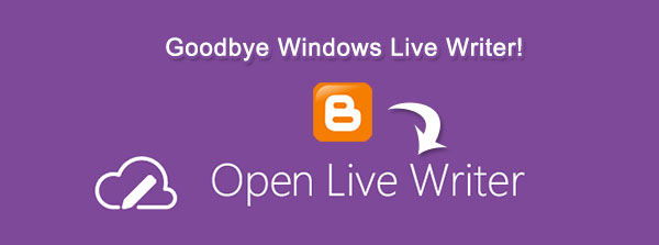 Windows Live Writer Stops  Support for Blogger