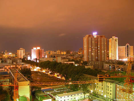 Zhengzhou ou Chengchow