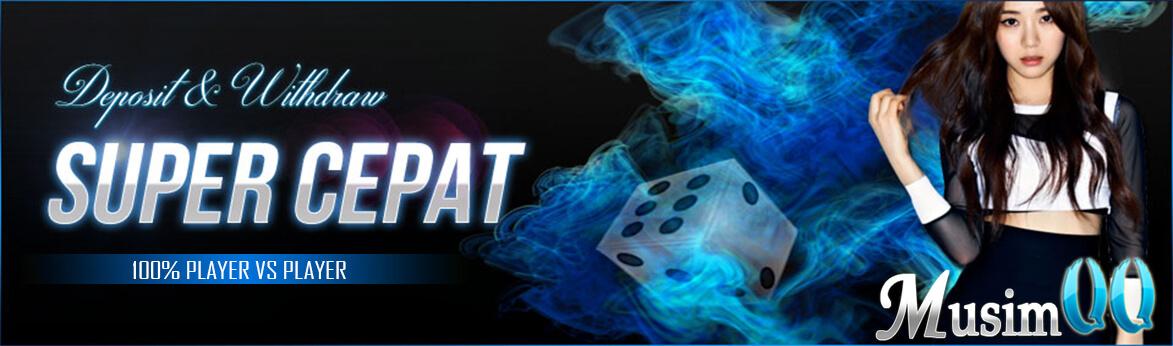 Bermain Kartu Poker Dan DominoQQ Secara Bebas Di QQmusim.com