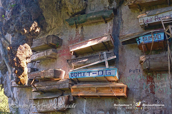 Hanging Coffins - Echo Valley - Sagada - Schadow1 Expeditions