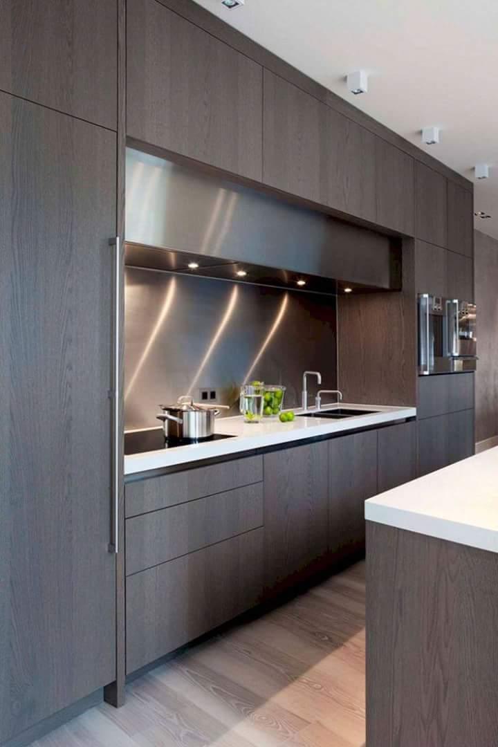 Dapur Modern minimalis Inspiratif
