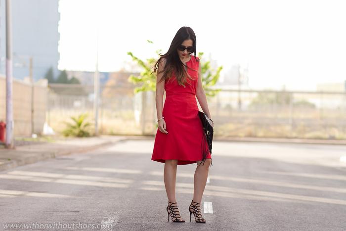 BLogger de moda de Valencia con ideas de outfit para bautizos bodas y comuniones