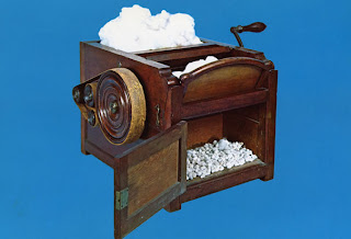 how to make a cotton gin