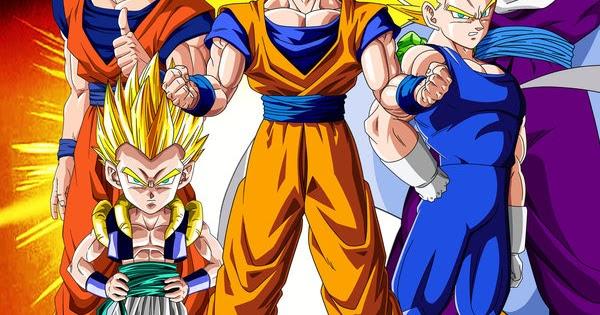 Stream Dragon Ball Z