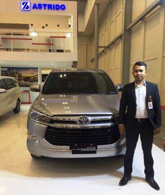 Cara Pesan Mobil Baru Toyota