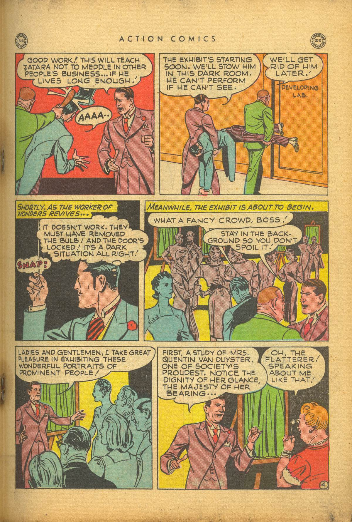 Read online Action Comics (1938) comic -  Issue #112 - 27