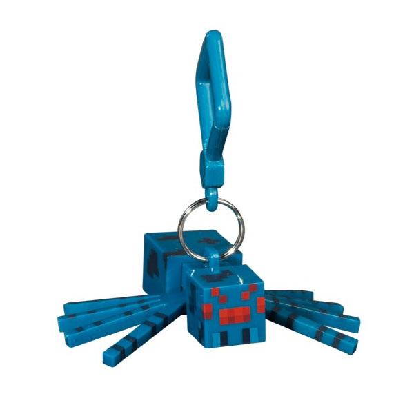 Minecraft Cave Spider Hangers Series 3 Figure | Minecraft Merch