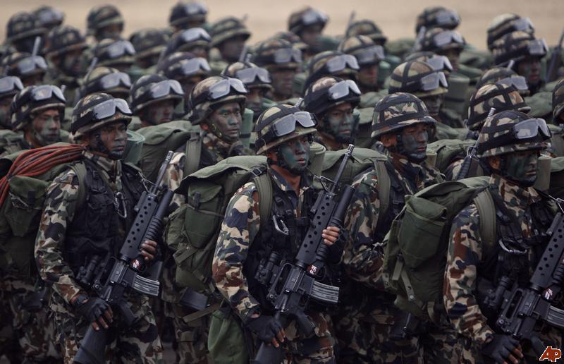 World Military And Police Forces Nepal