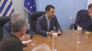 Συνάντηση του Υπουργού Εσωτερικών με την ΠΟΕ-ΟΤΑ
