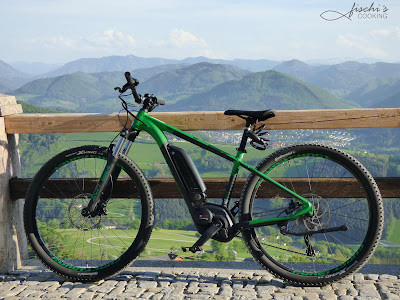 fischiscooking, #greenstorm, #ebike, #usedbikes, sonntagberg, mountainbiketour