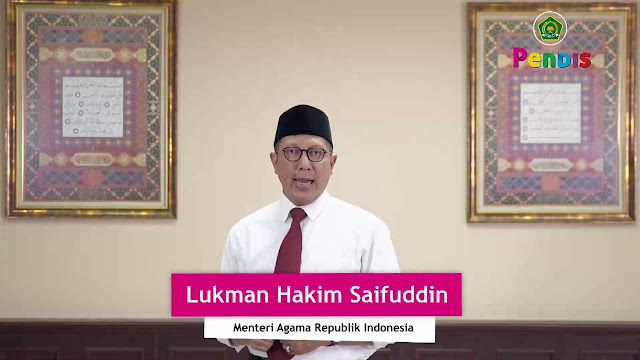 Pesan Damai Ramadhan, Menag Lukman Hakim: Momen Muhasabah Menjaga dan Melindungi Martabat Kemanusiaan Kita