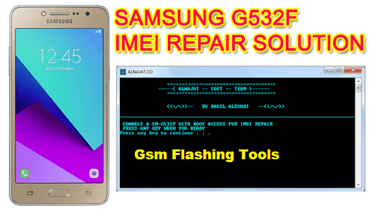 Samsung G532F Imei Repair Solution 100% Tested ~ Gsm Help Mobile