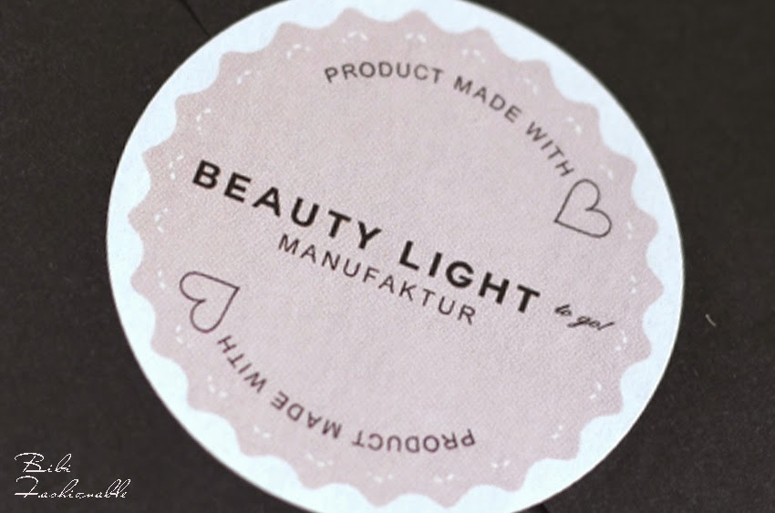 Beauty Light to go Sticker