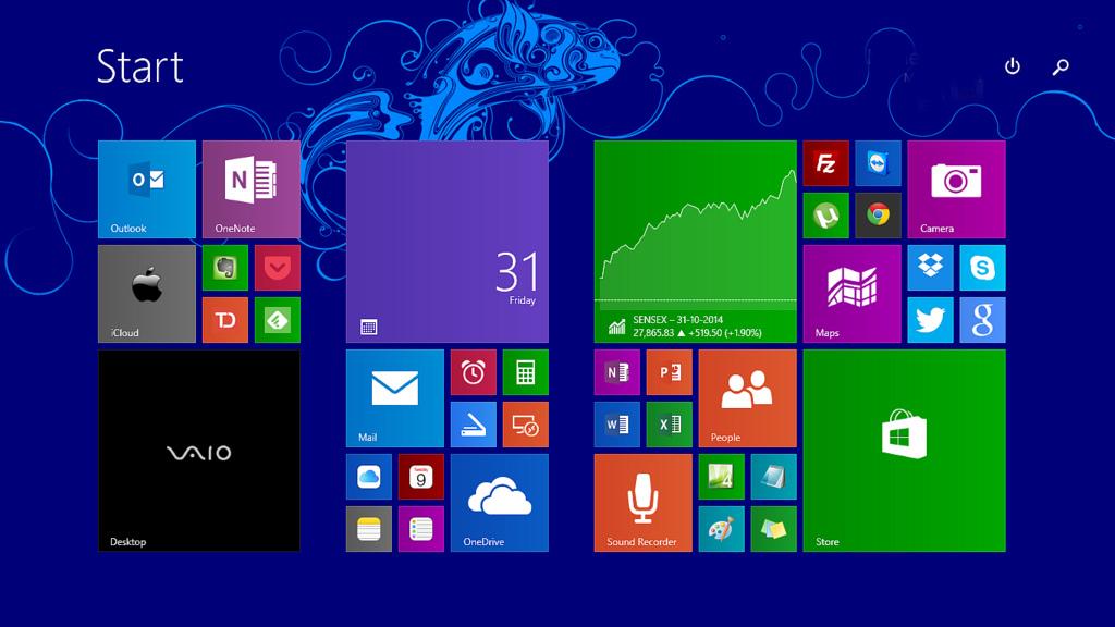 Microsoft Windows 8.1 AIO 32 / 64 Bit Feb 2019 Free Download