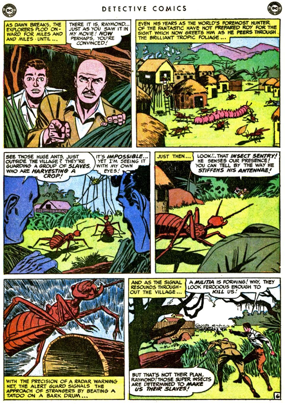 Read online Detective Comics (1937) comic -  Issue #162 - 22