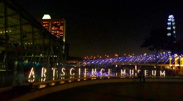 Inilah Marina Bay Sands Singapore Tempat Shopping Para Artis