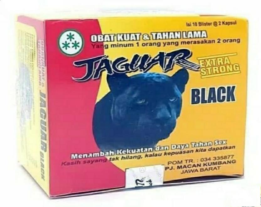 jual kapsul jaguar black obat kuat pria dewasa di surabaya