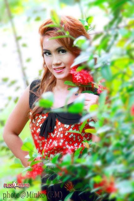 Myanmar Beautiful Girls Thuzar Mg Myanmar Model Girl -2478
