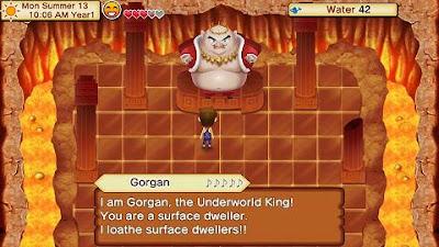 Underground King HM SoM