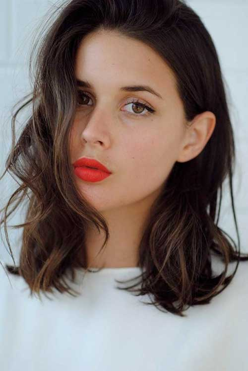 Stylish Popular Brunette Bob Hairstyles For Girls Best Haircuts