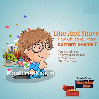 Knowledge hunt contest