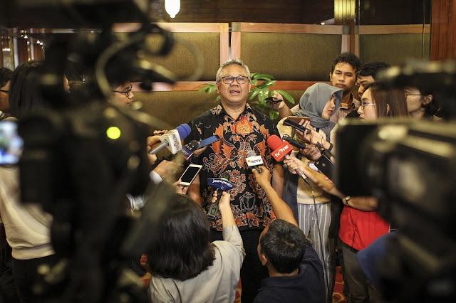 Ketua KPU: Tidak Ada Bocoran Soal untuk Debat Kedua