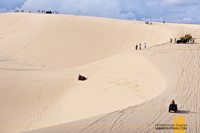 White Sand Dunes Mui Ne Half Day Tour