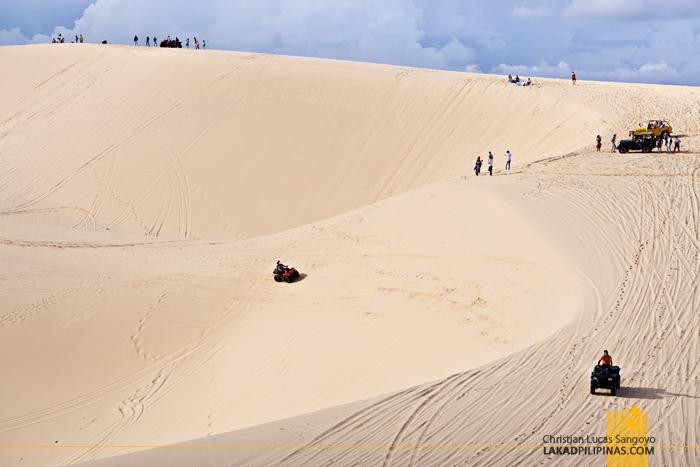 White Sand Dunes Mui Ne Half Day Tour