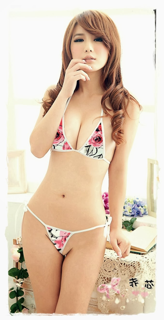 Asian Lingerie Sexy 99