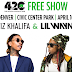 .@wizkhalifa and .@LilTunechi to Headline The Denver Annual 420 Rally in Civic Center Park on April 16, 2016