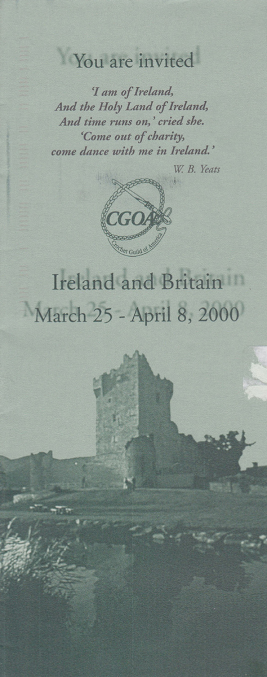 Narrative history of cgoa in april 2000 we began offering free patterns in the newsletter for the stitches squared contest winners from the 1998 atlanta conference malvernweather Images