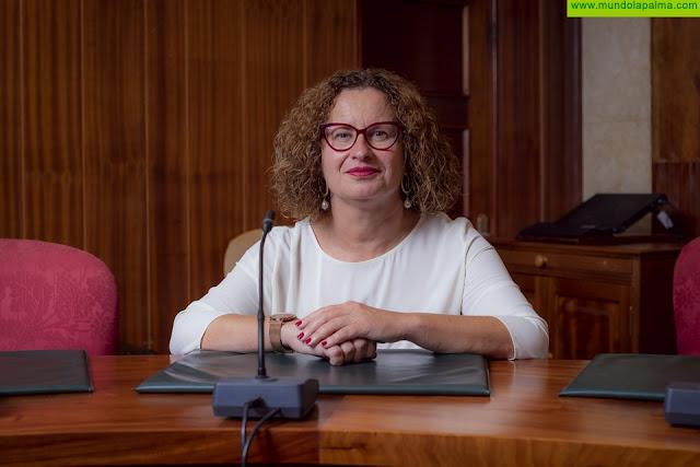 El Cabildo de La Palma destina una subvención a la asociación Plena Inclusión Canarias