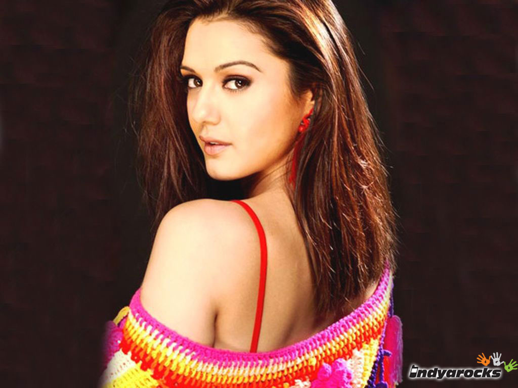 Preity Zinta Bikini 117