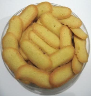 Gambar Resep Kue Lidah Kucing Renyah