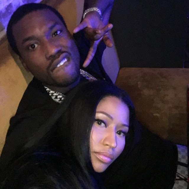 Meek Mill Gets Apologized, Some Drake Beef Might Be Over Soon , nicki minaj pictures