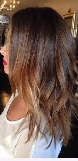 9 hottest balayage hair color ideas for brunettes in 2017 3