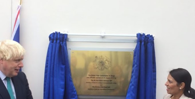 UK unveils new British High Commission building in Abuja