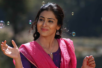 Shriya Saran lovely smile