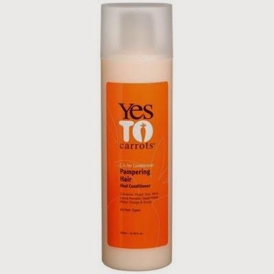 Odżywka Yes to Carrots - jak marchewa spisała się na moich falach? :)