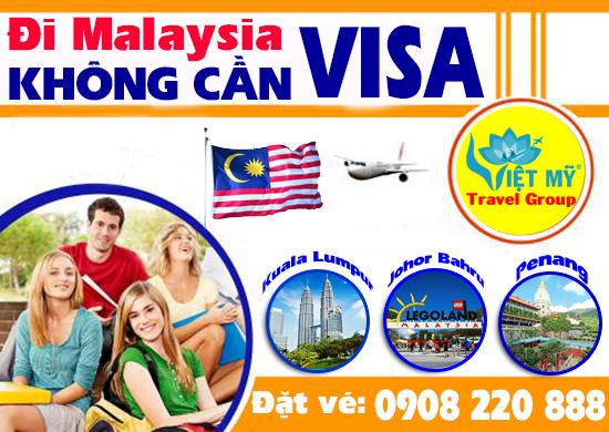 Có phải xin visa khi đi du lịch Malaysia không?
