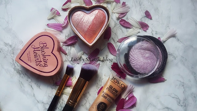 Highlighters golas | Makeup Revolution & Joko