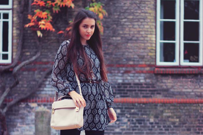 poppy lux dress aimerose fashion blog