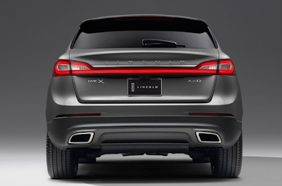 Lincoln MKX 2018 Reviews, Specs, Price