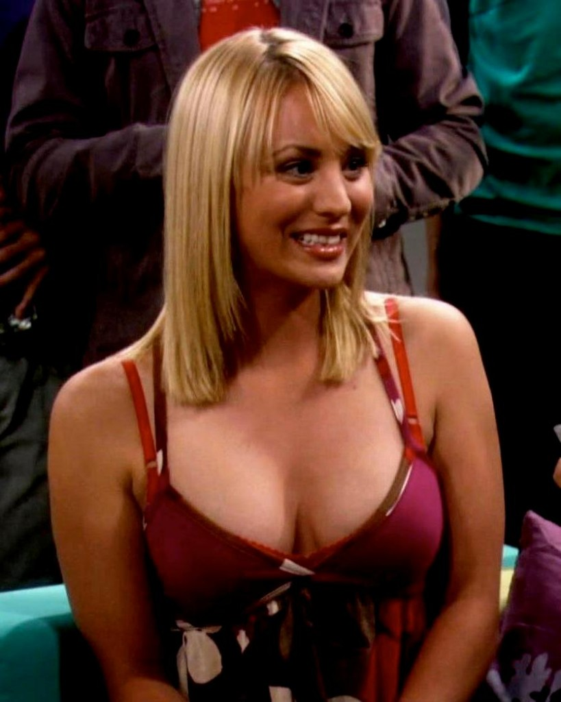 Cheesy Pics: Hot Kaley Cuoco Pictures