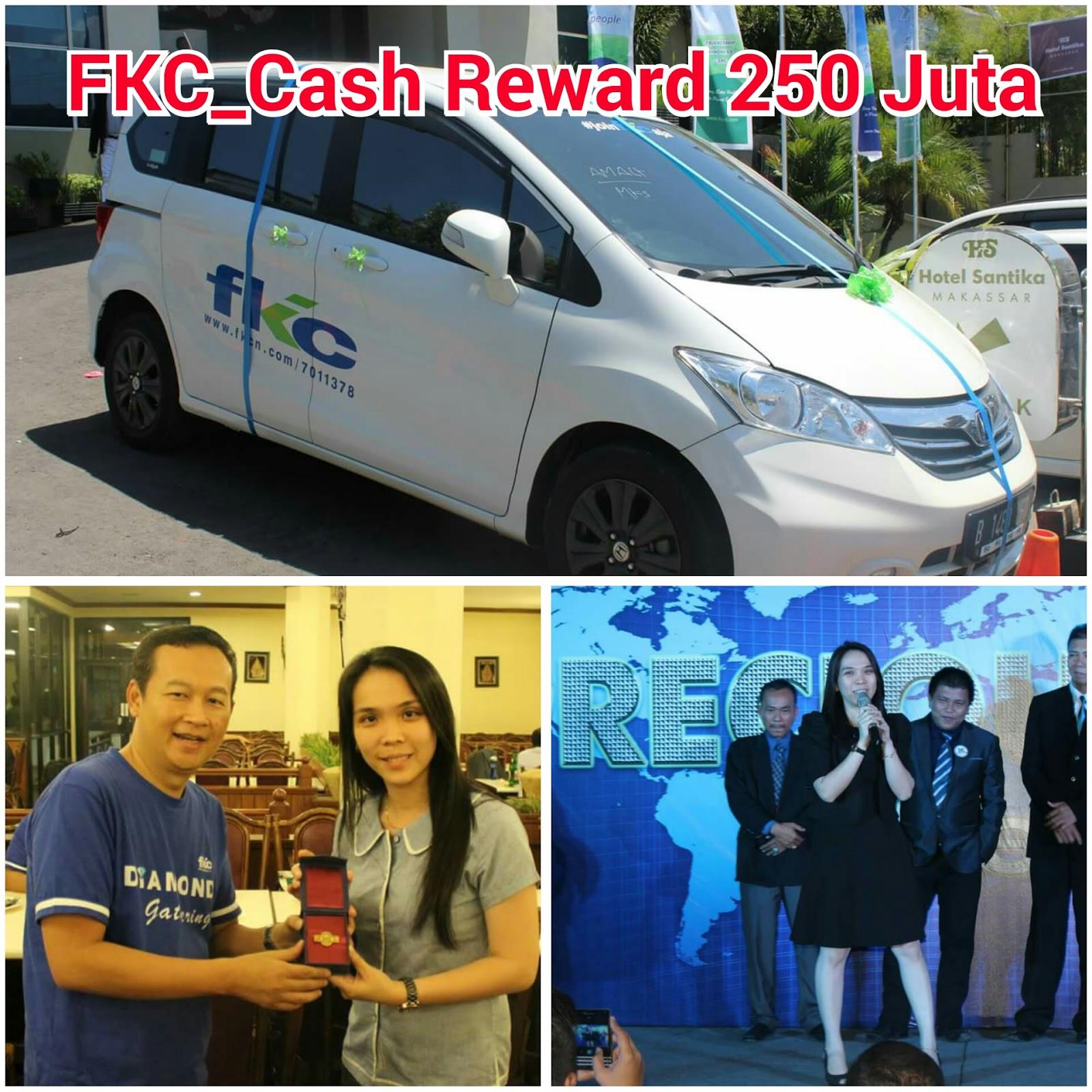 Bisnis Fkc Syariah - Reward Fkc Sylvia
