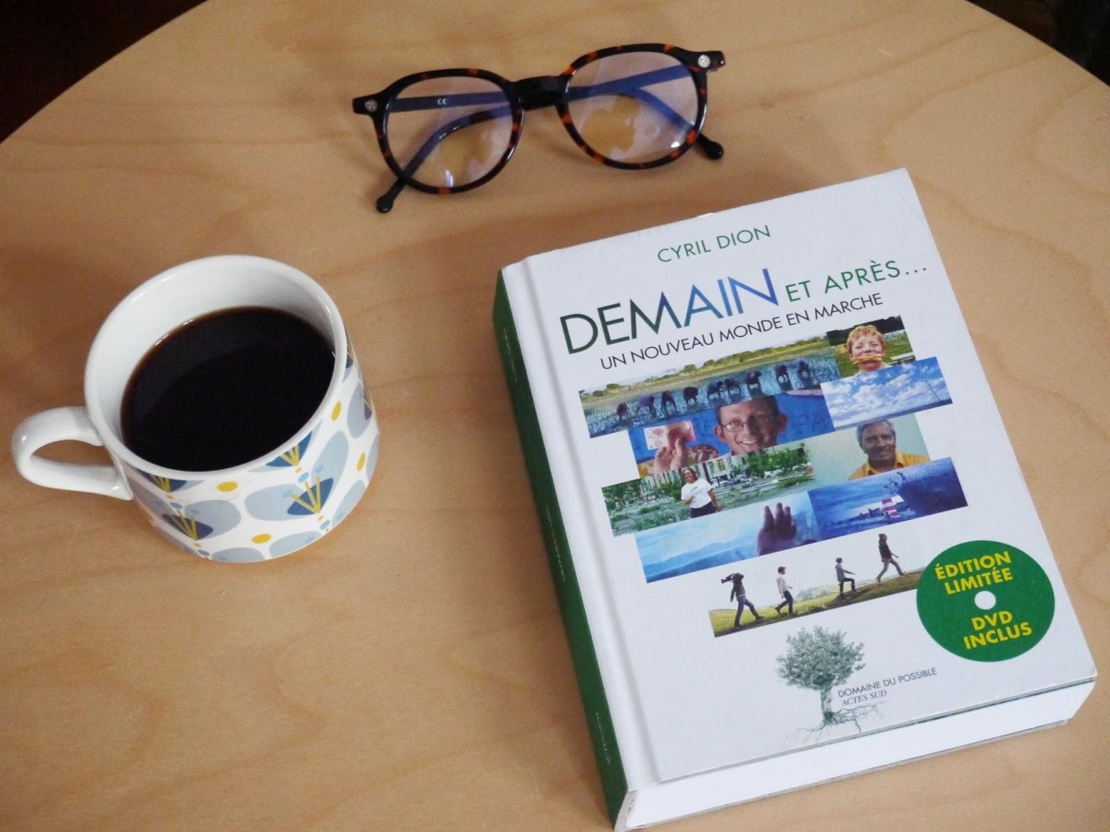 la transition des castors demain et apr s le livre du film cyril dion. Black Bedroom Furniture Sets. Home Design Ideas