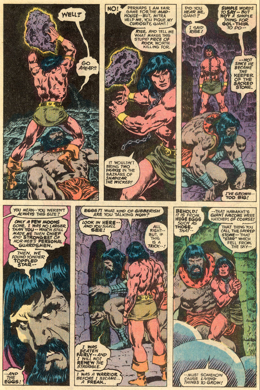 Conan the Barbarian (1970) Issue #77 #89 - English 8