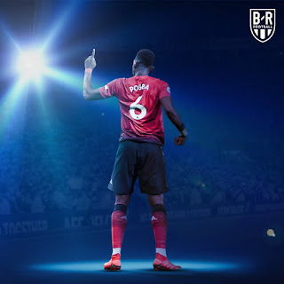 Spotlight, moonlight 🎶 @paulpogba