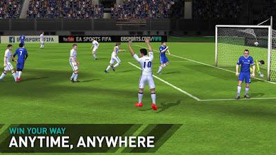 لعبة فيفا موبايل سوكر FIFA Mobile Soccer