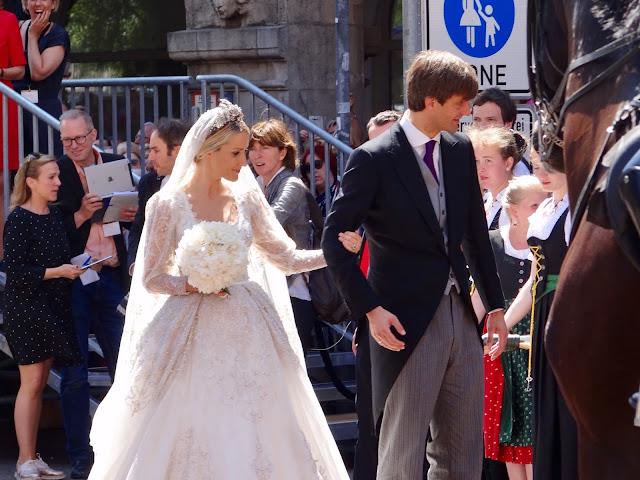 Royal Musings: The Hanover Royal Wedding July 8, 2017
